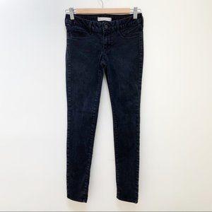 Bullhead black denim legit jeans skinny sz 3